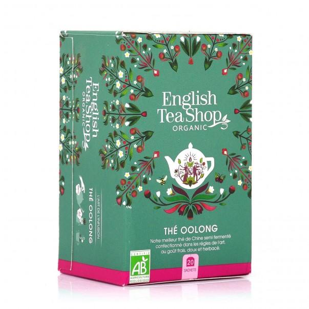 oolong english tea shop